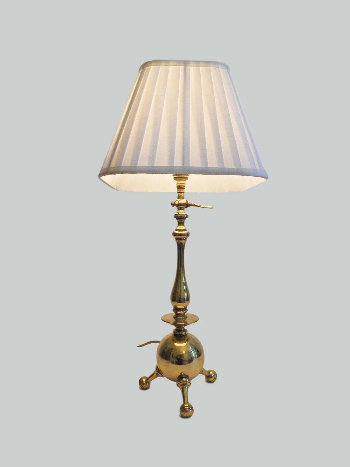 Gas Table Lamp Archives Jones Antique Lighting